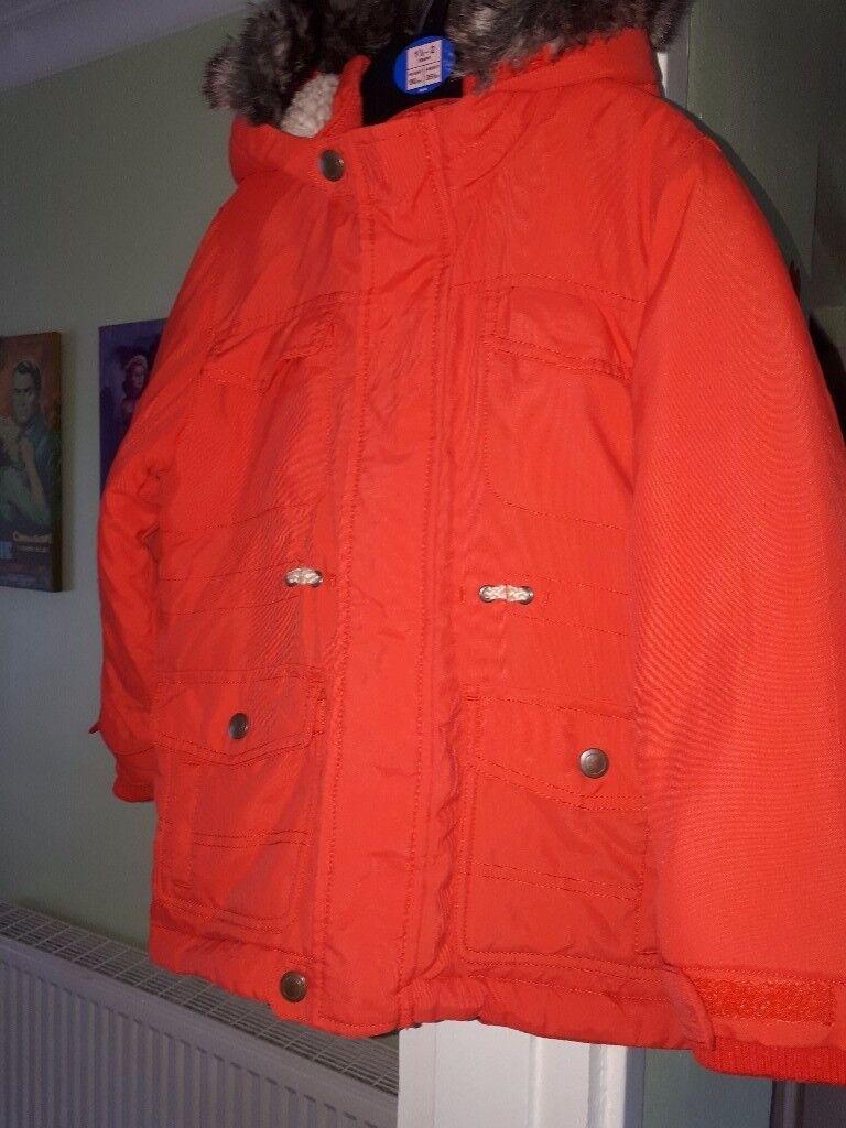 Kids Marks & Spencers Winter Jacket