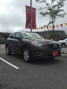 2016 Mazda CX-5 GS-L A PRE OWNED 2016 CX-5 AWD LOADED WITH LEATH