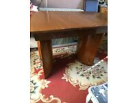 50s dining table and chairs