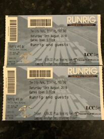 Runrig farewell gig includes camping