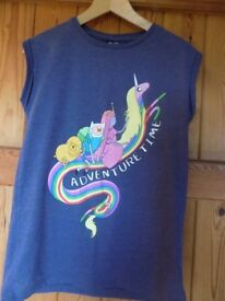Adventure Time T Shirt UK size 6