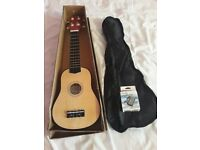 Ukulele (IN BOX) with carry case & tuner
