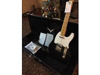 Fender custom shop telecaster dealer select