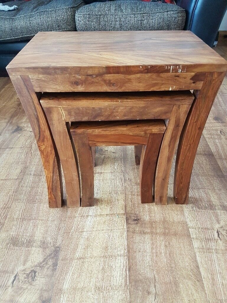 Myakka nest of tables
