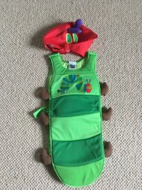 Eric Carle The Hungry Caterpillar Dress-Up costume