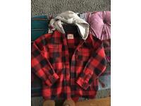 Boys shirt/jacket Age 8
