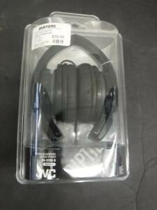 JVC Stereo Headphones HA-S200-B. We Buy and Sell Used Headphones and Audio Equipment. 108787*