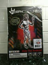 Childs Android Morphsuit - Small