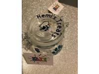 Personalised Dog Treat Jars