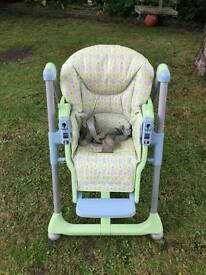 Baby chair price negotiable