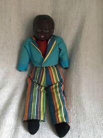 Vintage pot Head doll