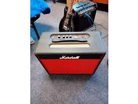 Marshall Class 5 tube amplifier combo