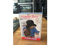 Paddington bear DVD boxed set