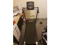 Roger Black foldable treadmill