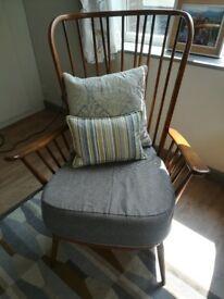 Ercol Evergreen arm chairs x 2