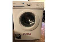 Zanussi Washing Machine Months Old