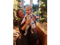 Babysitter available- queens park area