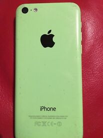 iPhone 5c 8gb on EE