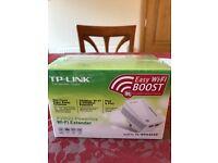 TP Link Wi Fi extender