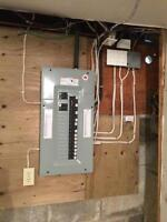 MASTER ELECTRICIAN 22yrs 100amp PANEL CHANGES From $2899 BBB mem