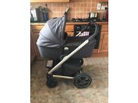 Nuna MIXX pushchair and carry cot