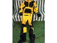 Tayphoon dry suit