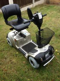 Mobility scooter 6 mph