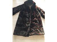 Vintage ladies mink fur full length cost