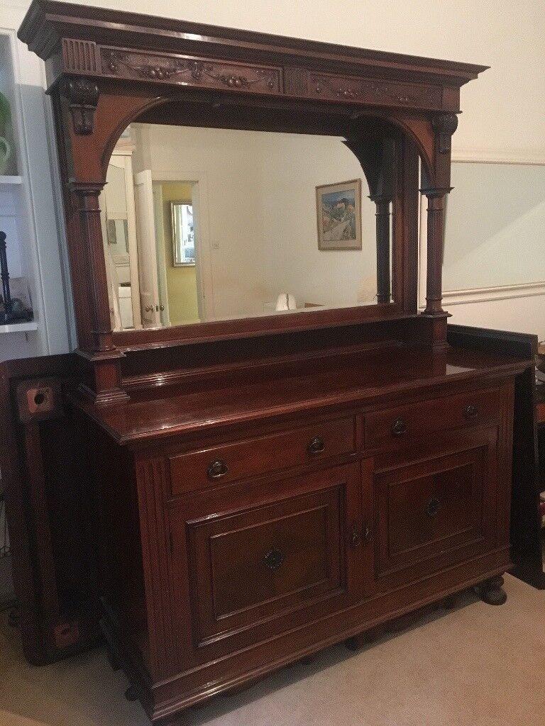 Mirrored Wood Dresser Home Design Ideas