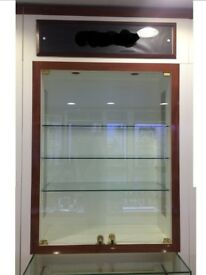 Large Retail Display Cabinet for jewellery, watches, accessories