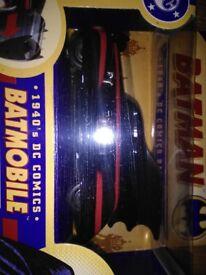 Die-cast Model Car (Batman)