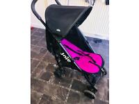 Buggy can be used aswell for boy another súde footmuf is blue come with footmuff ráin cover