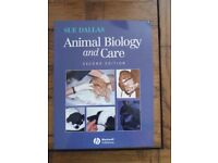 Animal Biology and Care - Second Edition