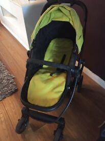 The Graco Evo Trio Travel System