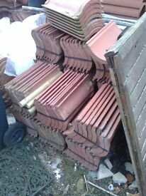 500 Sandtoft Concrete Roof Tiles