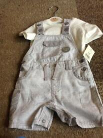 Baby boy clothes new with tags 3-6months