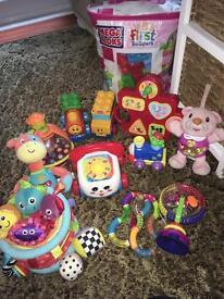 Toy Bundle (preschool)