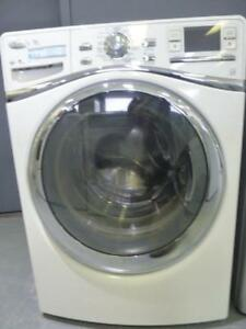 15-   Laveuse Frontale WHIRLPOOL DUET 5.0 STEAM Frontload Washer
