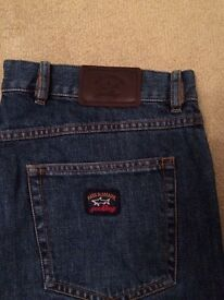 2 Pairs of Paul and Shark Demin Jeans (Gents)