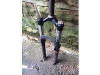 Rockshox uturn mountain bike forks