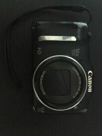 Canon SX160 IS digital camera 16.0 MP
