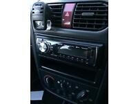 Car stereo. With aux and USB port