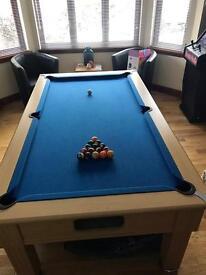 Paris Pool Table