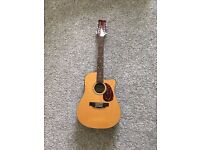 12 String Electro-Acoustic Guitar