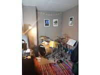 Permanent rehearsal studio for band to rent BN41