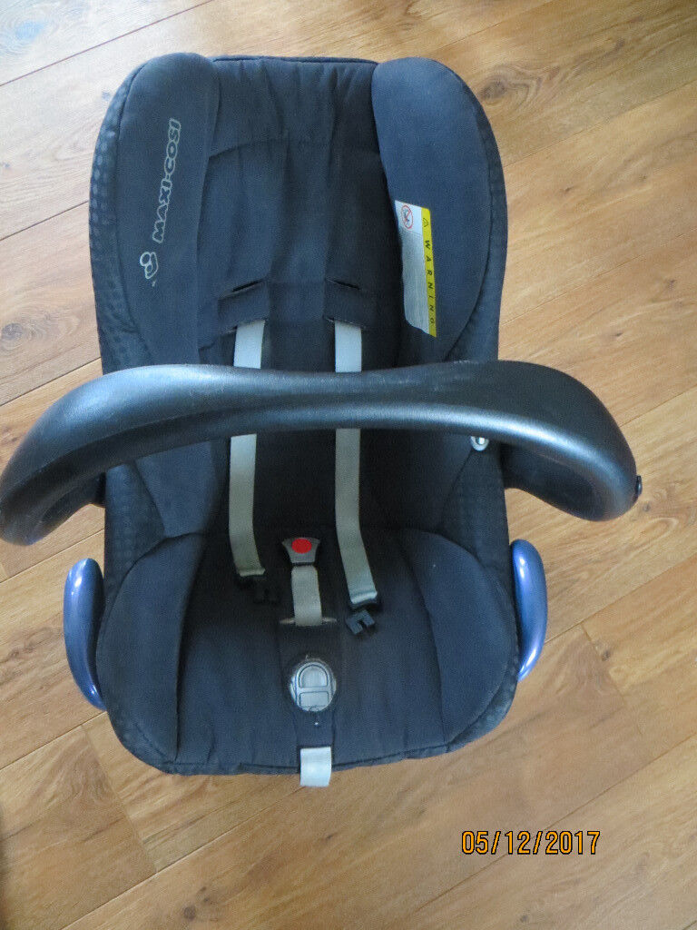 car seats maxi cosi 0 13 kg in newton abbot devon gumtree. Black Bedroom Furniture Sets. Home Design Ideas