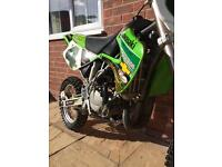 Kawasaki kx 85 2006 small wheel outstanding