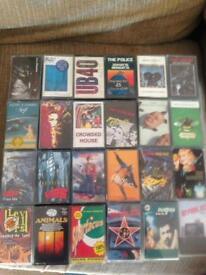 Cassette tapes *£1 each* batch 2 (not vinyl)