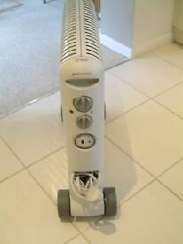 Quality BIONAIR silent room heater & humidifier.(FREE)