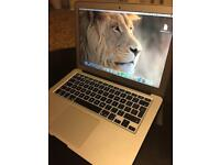 MacBook Air 13.3 display Purchased January 2017 in mint condition